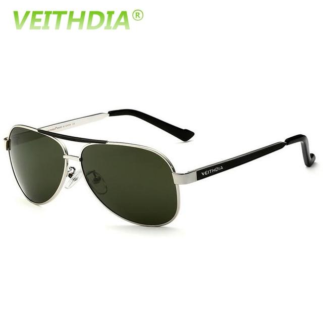 VEITHDIA New High Quality Men Polarized Sunglasses Male Brand Logo Design Driving Sun Glasses Goggles Eyewears Accessories 3152