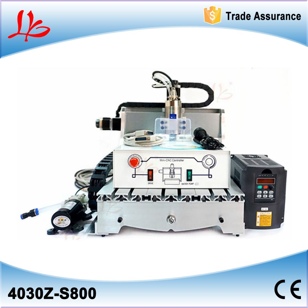Russia no tax CNC 3040 3 AIXS 4030Z-S800 mini cnc milling machine for metal engraving machine eur free tax cnc 6040z frame of engraving and milling machine for diy cnc router