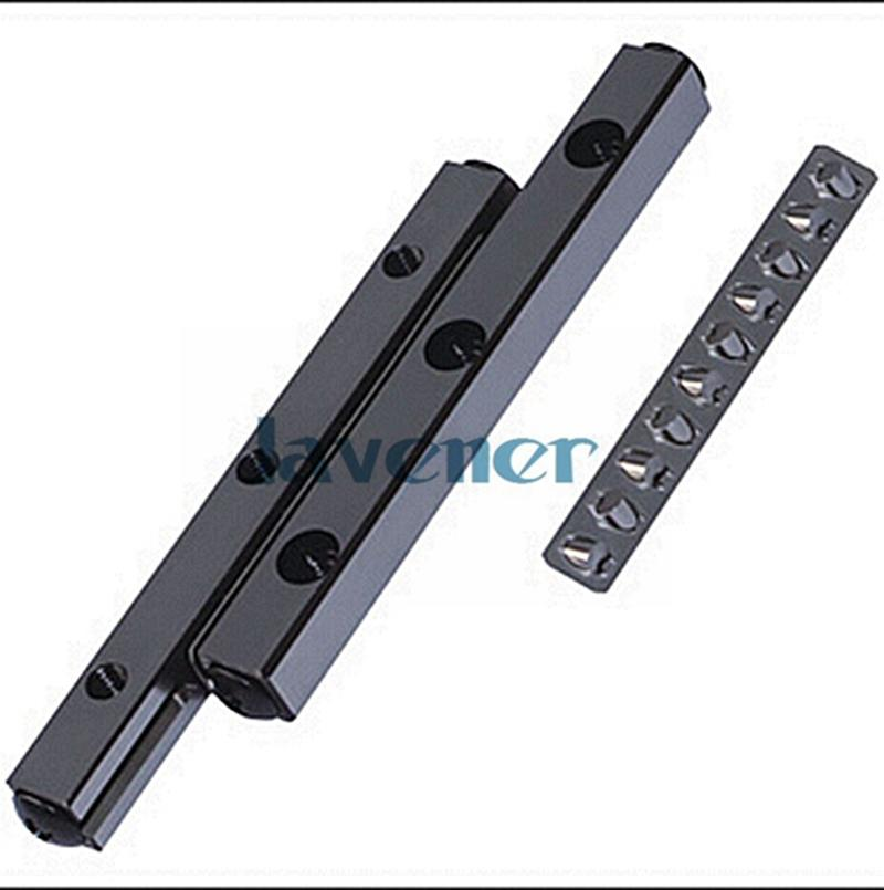 VR3-125x17Z Cross Roller Guide VR3125 Precision Linear Motion For Automation Sliding Linear CNC Photology Equipment vr3 150x21z cross roller guide vr3150 precision linear motion for automation sliding linear cnc photology equipment