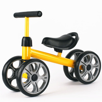 New Baby Walker No Foot Pedal Bicycle Tricycle Riding Toys Children Three Wheel Balance Bike Scooter Baby Walker Portable Bike