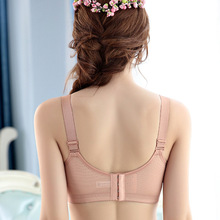 BEFORW Comfortable Sexy Bras Show Charm Sexy Push Up Bra Exquisite Wire Free Women Lingerie Elegant Breathable Lace Bra