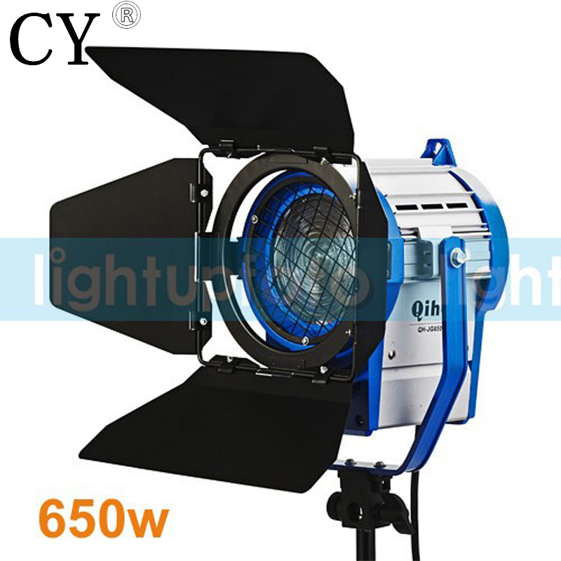 Inno Fresnel Tungsten Video photo studio photography Continuous Lighting 650W 110V as ARRI PAVL2TB professional godox ql1000 1000w photo photography studio video continuous light lighting