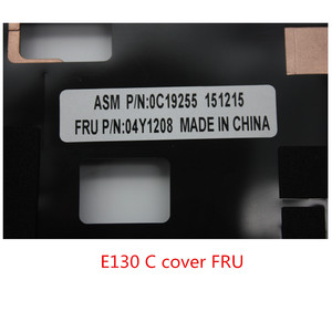 Image 4 - New Original for Lenovo ThinkPad Edge E130 E135 E145 Base Bottom Cover Lower Case 04W4345 04Y1208