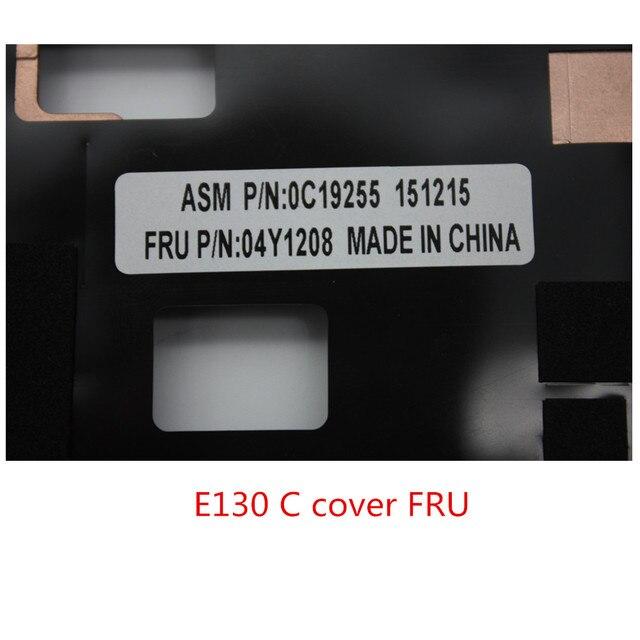 Nowy oryginalny Lenovo ThinkPad krawędzi E130 E135 E145 dolna pokrywa dolna dolna skrzynka 04W4345 04Y1208