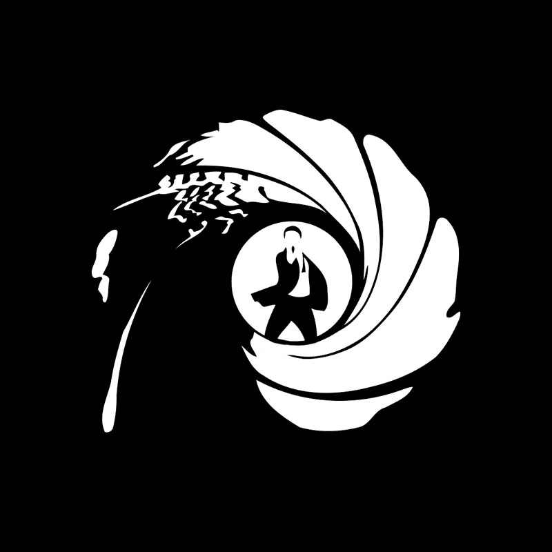 QYPF 13.7*11.9 แฟชั่น Breakdance ตกแต่งรถสติกเกอร์ Silhouette ส่วนบุคคล Decals ไวนิล C16-2212
