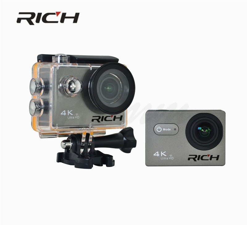 RICH Action Digital Camera M952 HD 1080P Digital Sports DV Photo Cam Waterproof underwat ...
