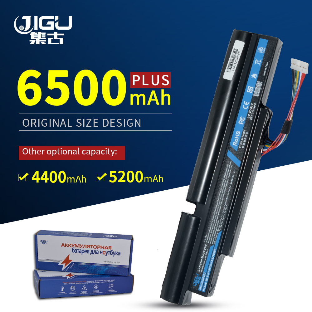 JIGU Laptop <font><b>Battery</b></font> For <font><b>ACER</b></font> AS11A3E AS11A5E For <font><b>Aspire</b></font> TimelineX 3830T-6608 3830TG <font><b>5830TG</b></font> For Gateway ID47H ID47H02C ID57H image