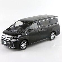 1 30 Scale TOYOTA ALPHARD VELLFIRE BUSINESS MPV Alloy Car Model High end Hot Sell Brand