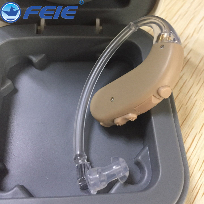 Ear Hearing Aid Sound Amplifier Volume Adjustable Hearing Aids S-303 Ear Hearing Device  for Elderly Yonger free shipping hearing aids aid behind the ear sound amplifier with cheap china price s 268