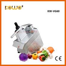 Многофункциональный Ресторан кухонный прибор электрического питания Фрукты Картофель для резки овощей машина для продажи