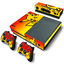 free drop shipping For Microsoft Xbox One Skin Sticker For Xbox One 2 Controller Protective Skins Game A #TN-Xboxone-2465