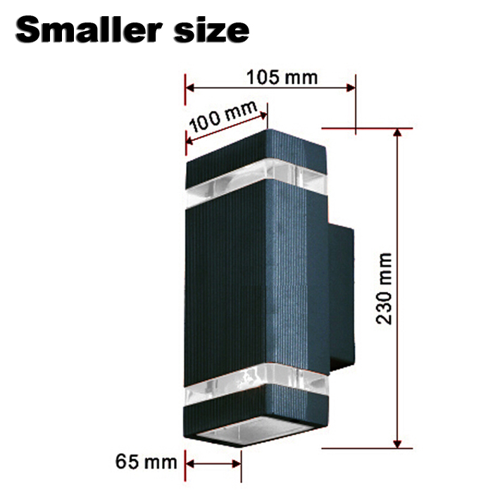Smaller size