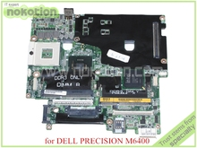 laptop motherboard for dell pecision M6400 CN-0CDWGG Q43 DDR3