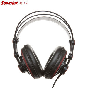 Image 2 - Superlux HD681 Kopfhörer 3,5mm Jack Wired Super Bass Dynamische Kopfhörer Noise Cancelling Headset (Einstellbare Stirnband 9ft Kabel)
