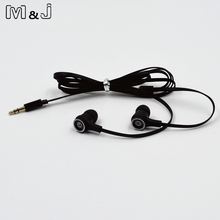 M&J JM21  Authentic Stereo Earphone Colourful Model Headset  Earbuds Earpod for Gaming Participant Cellular Telephone PC for Xiaomi iPhone