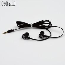 M & J JM21 auricolare Stereo originale auricolari colorati di marca auricolari per lettore di giochi PC cellulare per Xiaomi iPhone