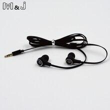 M & J JM21 oryginalne słuchawki Stereo kolorowe marki słuchawki douszne do odtwarzacza gier telefon komórkowy PC dla Xiaomi iPhone