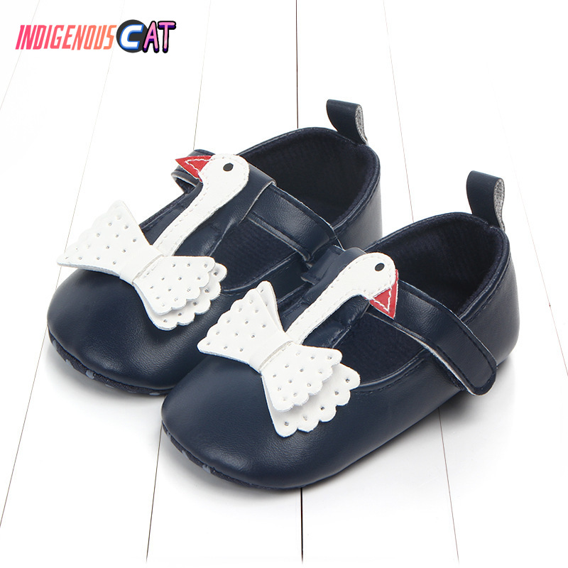 Shoes Baby Toddler Infant Baby Girls Cartoon Unicorn Printed Anti Slip First Walker Moccasins Crib Prewalker Soft Sole Shoes