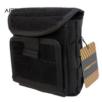 AIRSOFTPEAK Molle Tactical Magazine Storage Pouch Military Paintball Accessory Pouches Hunting Sports Bag Vest Pack Pouch