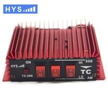 3-30 МГц КВ Трансивер Ветчиной HYS TC-200 мини CB Радио ВЧ усилитель Мощности для walkie talkie