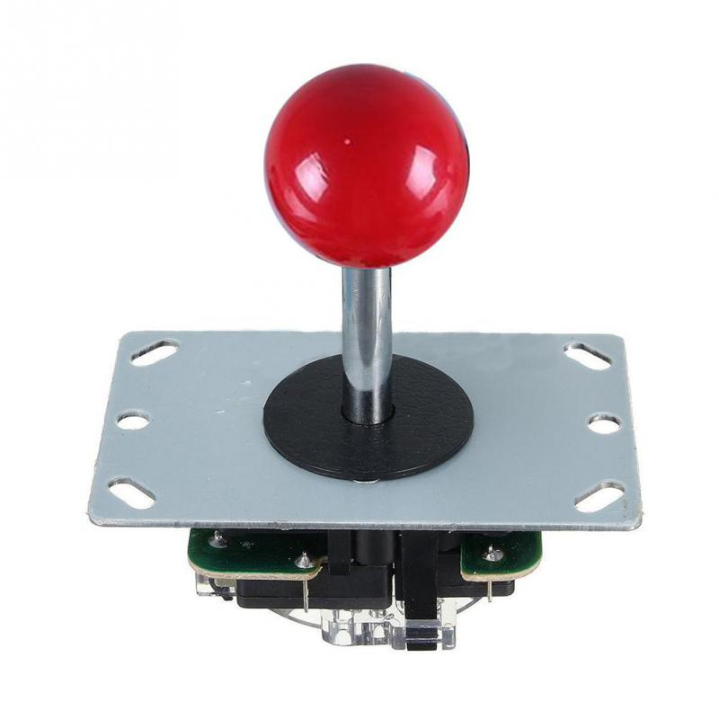 Alta calidad 9 colores Zero Delay Arcade Mame DIY Kit piezas botones + Joysticks USB Encoders