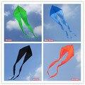 Envío gratis 2015 nuevo 7 m triángulo de potencia cometas / fantasmas Kite con empuñadura y la línea Flying buena
