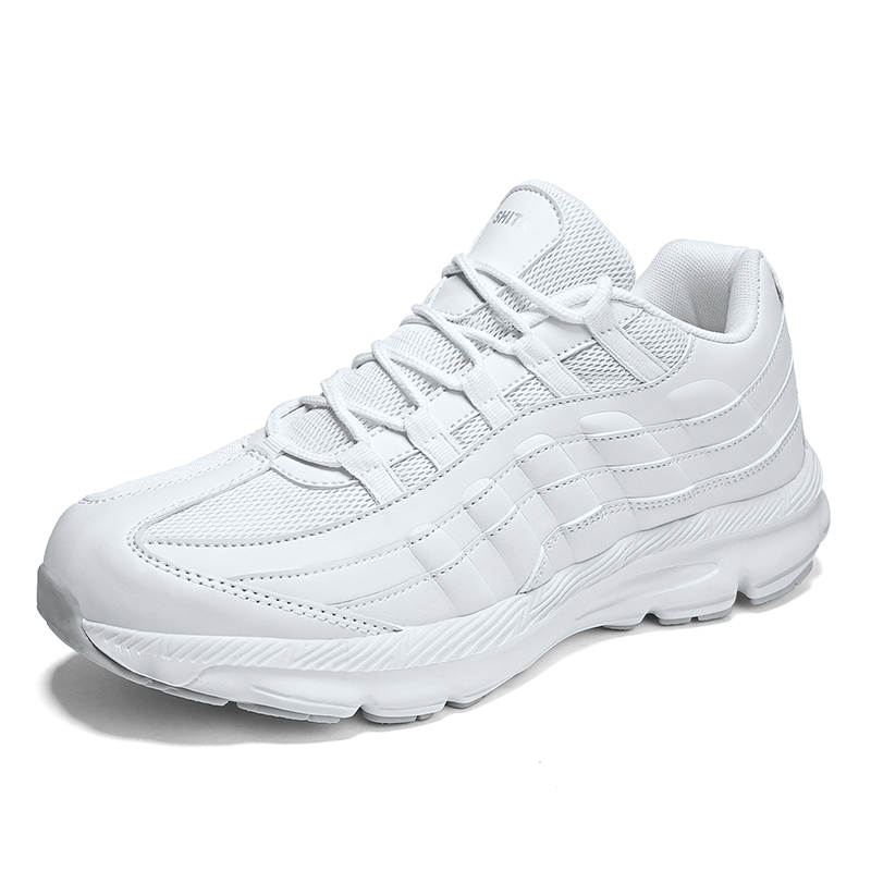 Chaussures hommes automne marée chaussures nouvelles baskets chaussures pour hommes Version coréenne de la tendance de la sauvage décontracté fond souple exercice chaussures