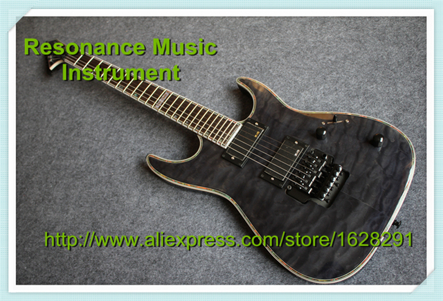 Cheap High Quality ESP LTD Electric Guitars Chinese Black Hardware and Floyd Rose Tremolo Left Handed Available