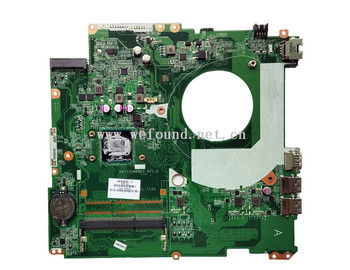 laptop Motherboard For 767420-501 767420-601 767420-001 17-F N2830 DAY12AMB6D0 system mainboard Fully Tested