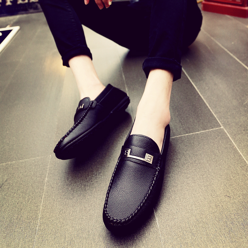 High Quality Genuine Leather Men Shoes Soft Moccasins Loafers Fashion Brand Men Flats Comfy Driving Shoes 2017 new brand breathable men s casual car driving shoes men loafers high quality genuine leather shoes soft moccasins flats