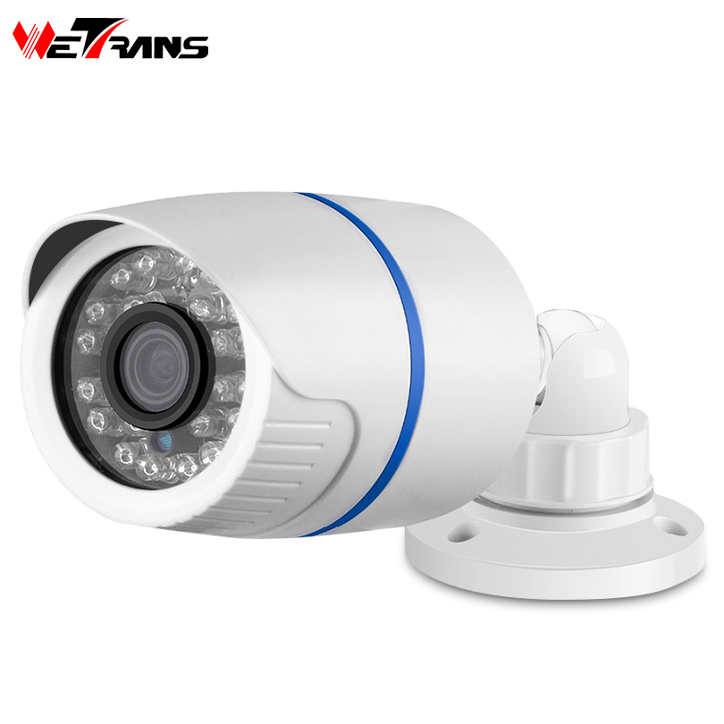 Wetrans Ip-Camera Bullet 1080P Night-Vision P2p-Surveillance Outdoor Waterproof HD Home-Security