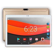 Hot Sale dhl Free 10 inch Tablet PC Octa Core 4GB RAM 32GB ROM 5.0MP Bluetooth Wifi GPS Android 7.0 OS 4G LTE Tablet 10.1+ Gifts