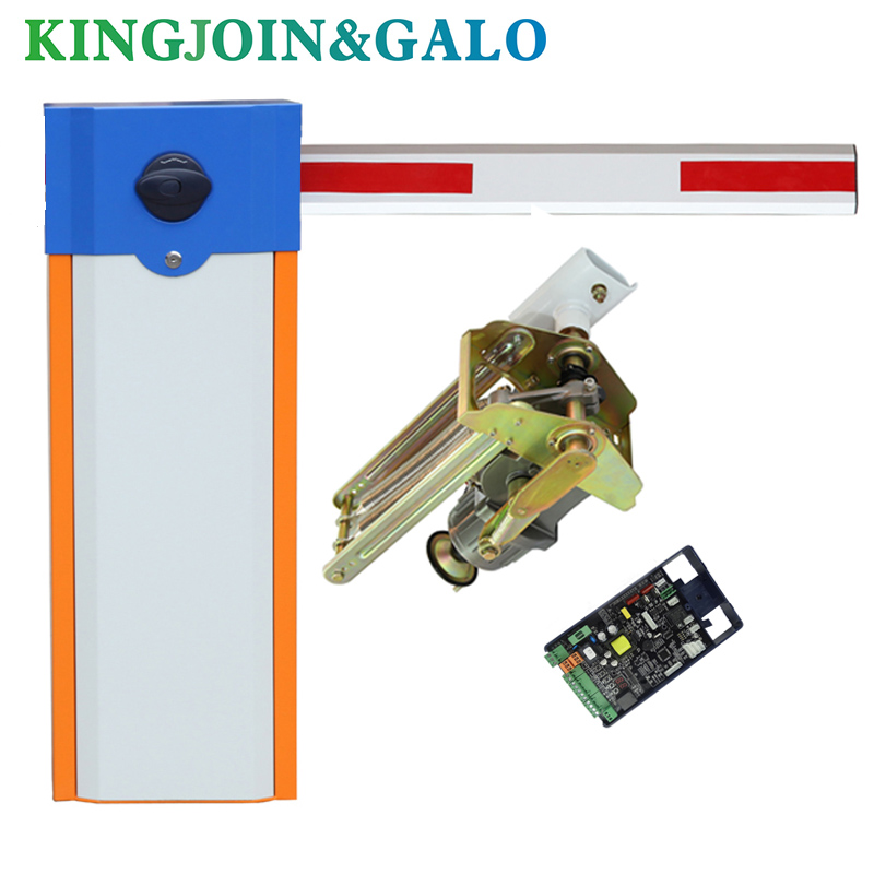 Automatic Barrier Gate System Manufacturer