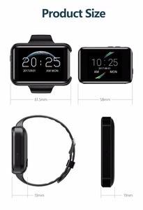 Image 5 - Schlaf Monitor Schrittzähler Smartband kleine Mini handy Bluetooth Smart Uhr MTK2502C MP3 MP4 AEKU i5S Smart Armband