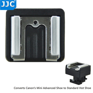 Image 3 - Мини адаптер JJC для Canon S21/S200/G10/S30/M52/200/ M32/S20/S11/S10/M300