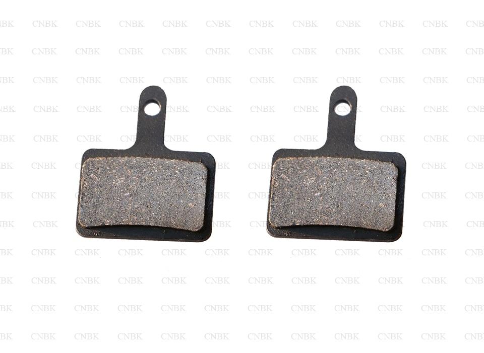 Alhonga HJ OD04 Bengal HELIX 7B Tektro Aluminium Semi Metallic Disc Brake Pads