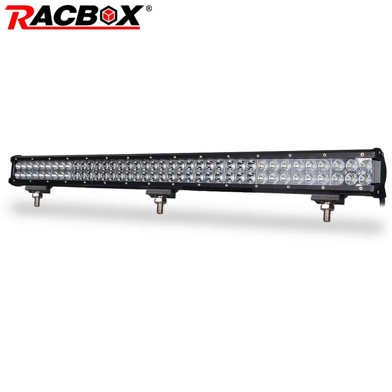 36 inch 234W OffRoad LED Light Bar for Tractor Boat 4WD 4x4 Truck UAZ SUV ATV Spotlight Flood Combo Beam 12V 24V Work Light DRL 234w 78 high power cree led work light bar 35 inches led light bar for truck boat atv suv 4wd