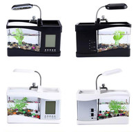 3 In1 Acrylic Suspension Breeding Hatchery Isolation Box For Guppy Betta Fish Incubator Tank With 2