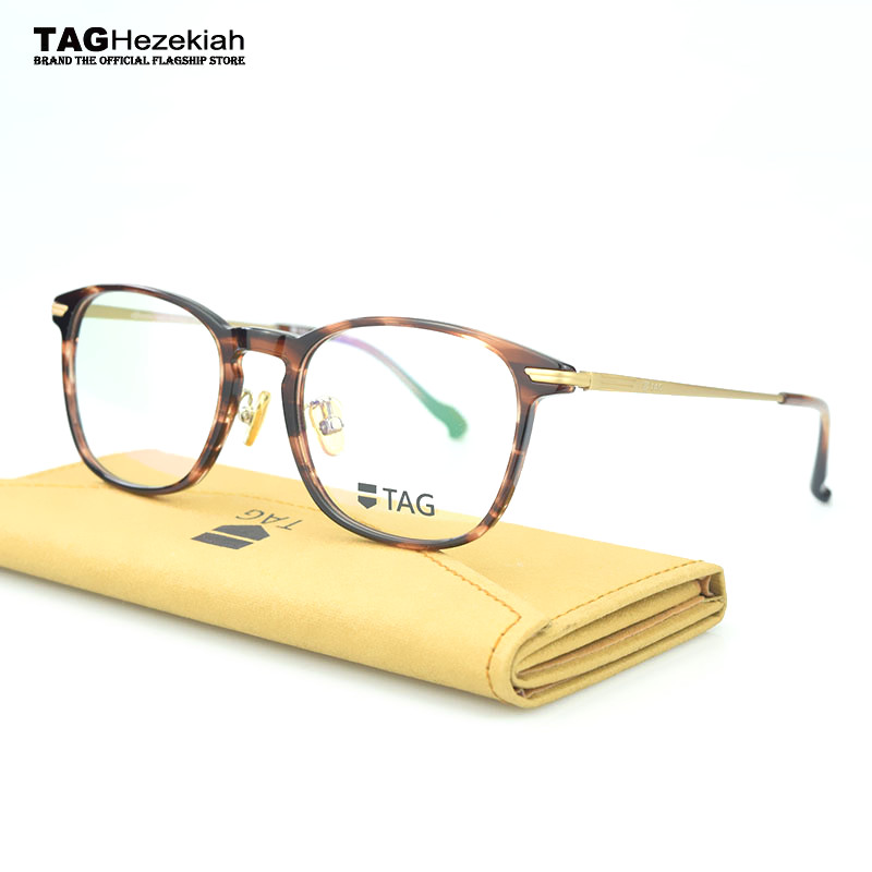 2017 Summer latest glasses frame men women Italian imports TAG ...