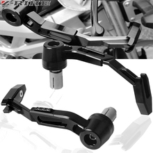 7/8 Motorcycle Handle Bar Grips Guard Brake Clutch Levers Protector For YAMAHA YZF R1 R6 R3 R25 Tmax 500 530 MT07 MT09 FZ