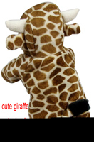 Pet clothes animals giraffe shape pet clothing for dogs four sizes S-XL with hat for cat puppy dog clothes Perro abrigo.