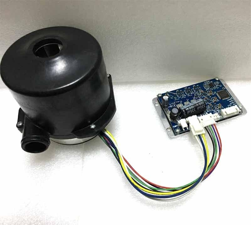 24 В в 160 Вт бесщеточный Пылесосы для автомобиля центробежный нагнетатель вентилятор сеялки воздуходувы двигатель воздухонагревателя перем...