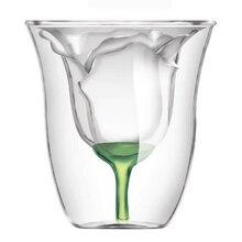 Shot-Cup Wine-Glasses Liquor Copo Gift Cocktail-Flip Coppa Household Red Bar Rose 180ml