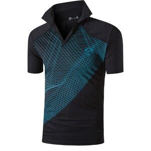 Image 2 - 新到着 jeansian 男性のデザイナーの tシャツシャツカジュアル速乾性スリムフィットトップス & tシャツサイズ sml xl LSL244 (usa サイズ選択してください)
