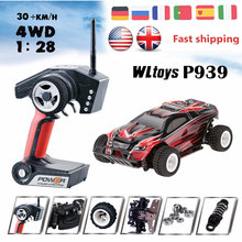 Wltoys Buggy Car P939 2.4G RC Car 1/28 High Speed Remote Control Car Off Road RC Drift Monster Truck Car Good Gift For Kids RTR