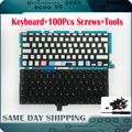 """NEW Laptop  Italian Italy Tastiera IT Keyboard+Backlight/Backlit for Apple MacBook Pro 13"""" Unibody A1278 2009 2010 2011 2012"""