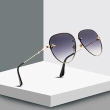 ALBASSAM BRAND Retro Sunglasses Women Brand Designer Sun Glasses Fashion Men/Woman Gradient Shades UV400