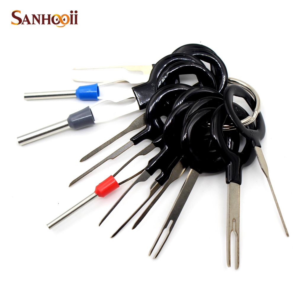 SANHOOII 11in1 Terminal Removal Tools Car Electrical Circuit Board ...