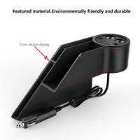 Car Seat Storage Box Bag Organizer Crevice Stowing Car Charger for Lexus rx350 rx gs is250 gs300 rx300 nx rx330 gx470 lx470
