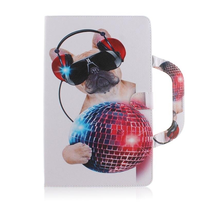 Case For Samsung Galaxy Tab A A2 2018 10.5 Inch T590 T595 T597 SM-T595 Cover Funda Tablet Fashion Print Handbag Shell